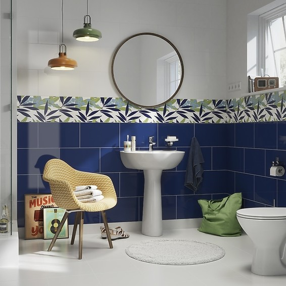 The power of colour – what colours to choose for the bathroom? 4