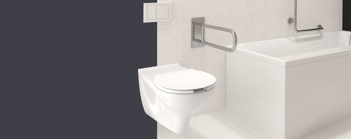 Ergonomics in the bathroom – find out how to design modern bathrooms