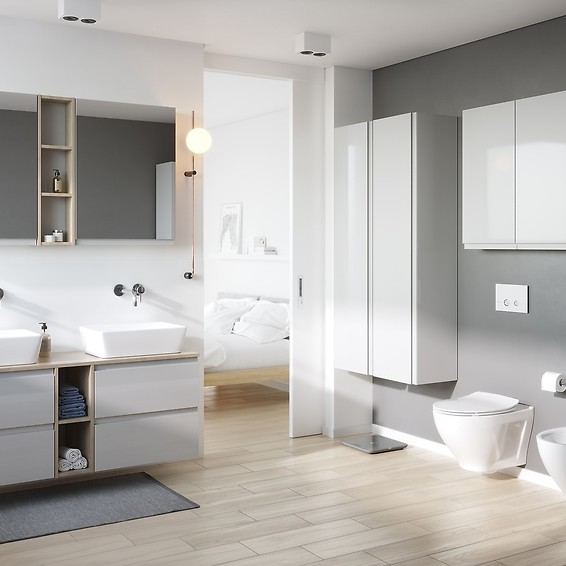 Bathroom furniture tailored to your needs