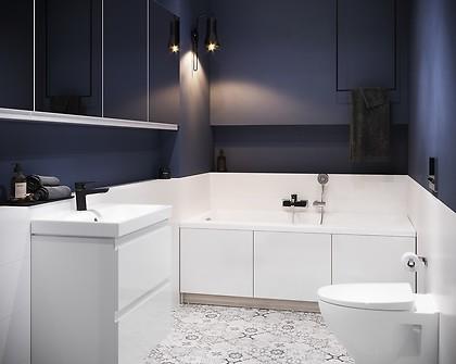 Cersanit washbasins are perfect to any space