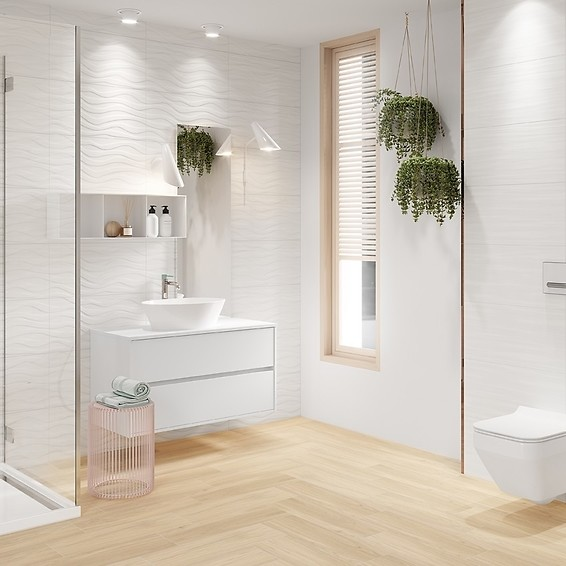 Bathroom lighting - how do you choose the right type of light for the interior? 1