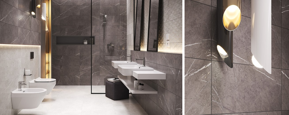 Bathroom Renovation How To Lay Tiles Step By Step Inspirations And Tips Cersanit