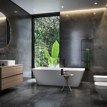 A bathroom designed by you — how to express your individual style?