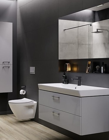 MILLE - modern bathroom collection