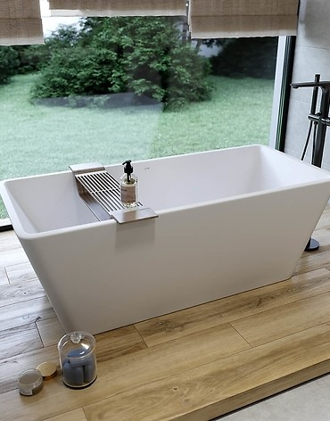 Freestandnig bathtubs - Comfortable relaxation in modern form
