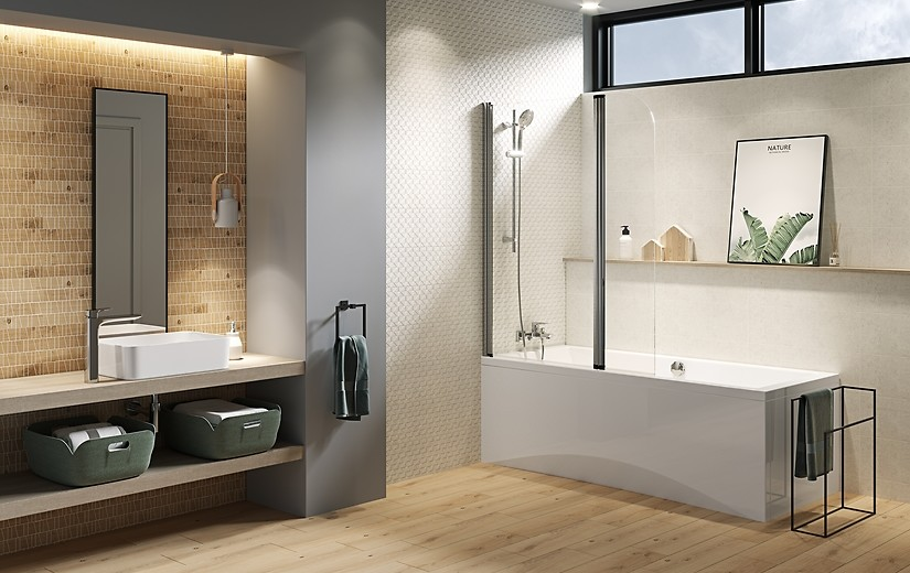 Collections EASY NEW BATH SCREENS