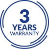 3 YEAR WARRANTY ON SHOWER