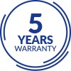 5 YEAR WARRANTY ON SHOWER