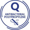 HIGHEST QUALITY ANTIBACTERIAL POLYPROPYLENE