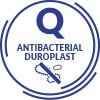 HIGHEST QUALITY ANTIBACTERIAL DUROPLAST