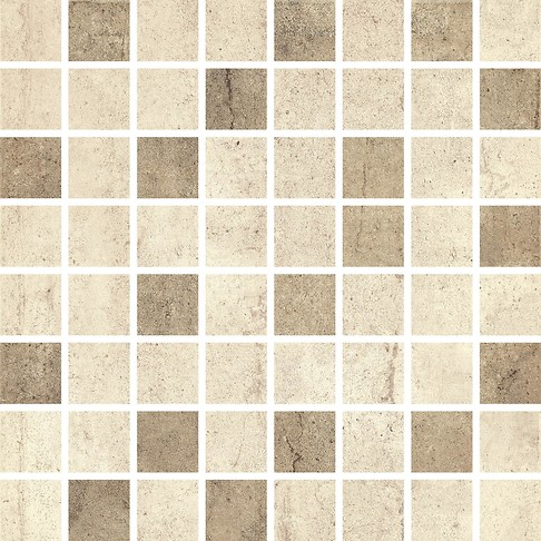 TUTI mix mosaic 25x25