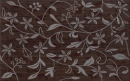 TANAKA brown inserto flower 25 x 40