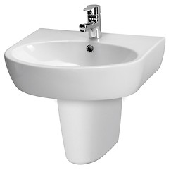 PARVA 55 furniture washbasin