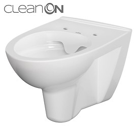 PARVA wall hung bowl CleanOn without seat