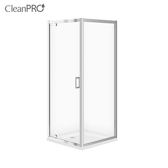ARTECO PIVOT corner shower enclosure 80 x 80 x 190