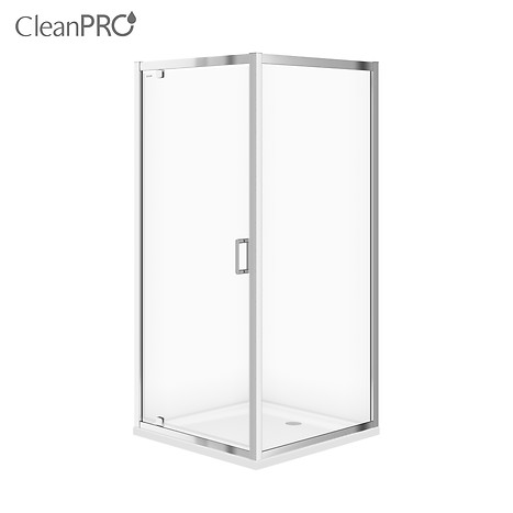 ARTECO PIVOT corner shower enclosure 90 x 90 x 190