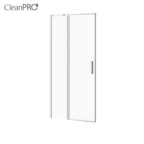 MODUO shower enclosure door with hinges, left 90 x 195