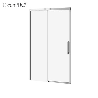 CREA shower enclosure sliding door 120 x 200