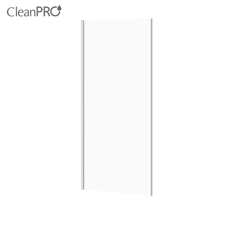 CREA sliding shower enclosure wall 90 x 200