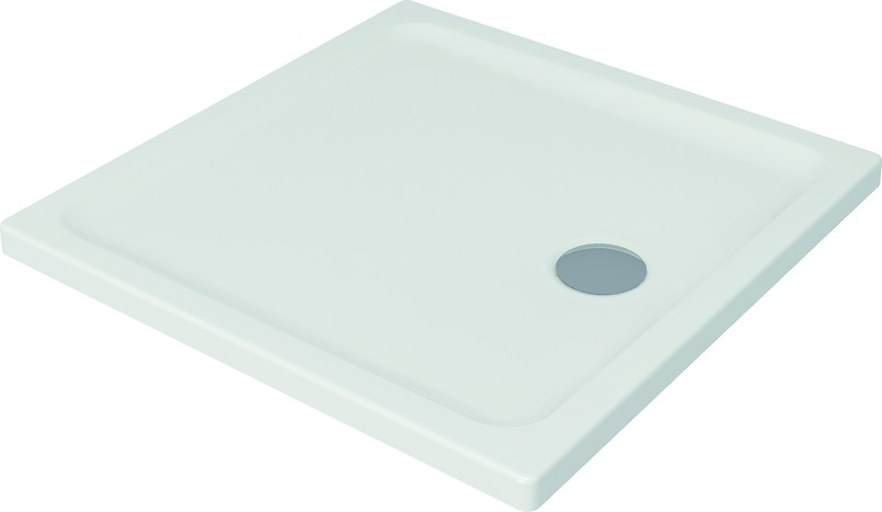 TAKO shower tray square 80 x 80 x 4
