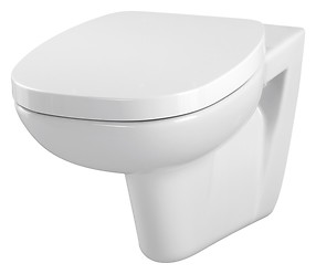 FACILE wall hung bowl without seat