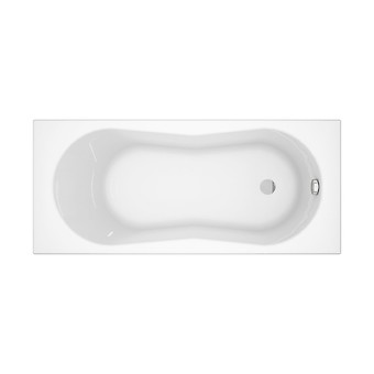 NIKE 160x70 bathtub rectangular