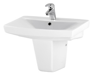 CARINA 60 furniture washbasin