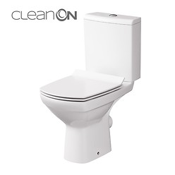 CARINA 010 WC compact CleanOn without seat