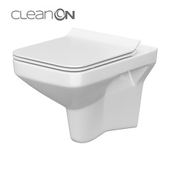 COMO wall hung bowl CleanOn without seat