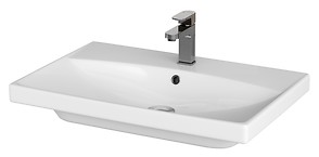 CITY 70 furniture washbasin