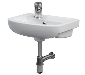 ARTECO 40 furniture washbasin left