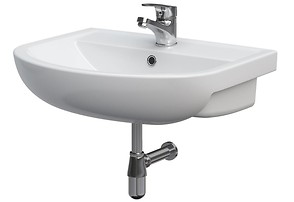 ARTECO 60 furniture washbasin