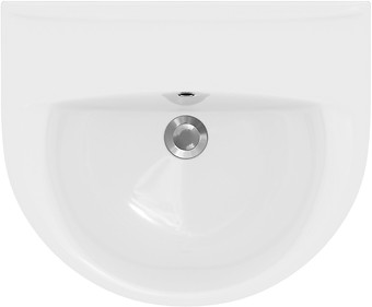 PRESIDENT 60 washbasin without hole for mixer