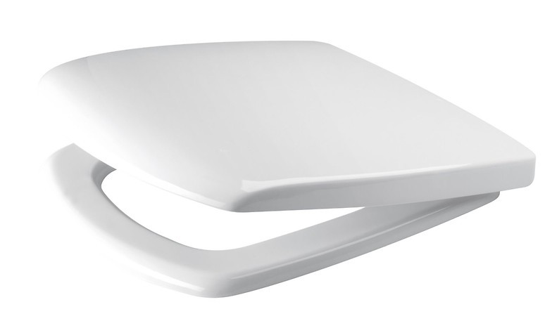 CARINA duroplast, antibacterial, soft-close and easy-off toilet seat