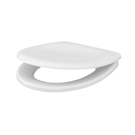 DELFI duroplast, soft-close and easy-off toilet seat