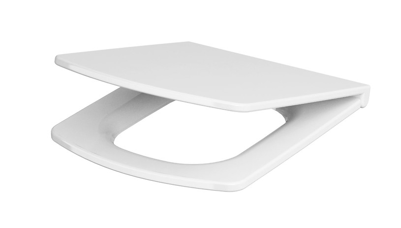 EASY duroplast, soft-close and easy-off toilet seat