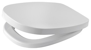 FACILE duroplast, soft-close and easy-off toilet seat