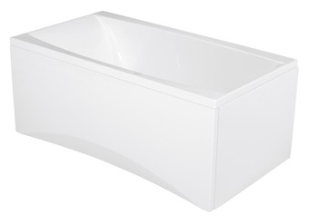 VIRGO 140x75 bathtub rectangular