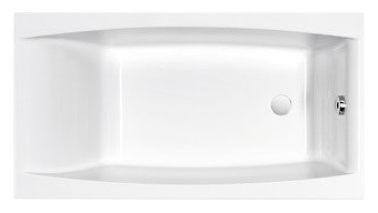 VIRGO 140 bathtub rectangular