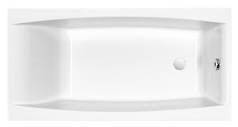 VIRGO 150 bathtub rectangular