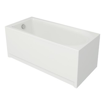 FLAVIA 150 bathtub rectangular