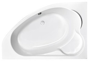 KALIOPE 170x110 bathtub asymmetric left