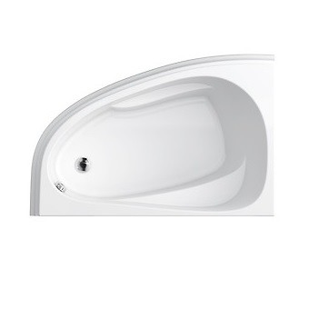 JOANNA NEW 140x90 bathtub asymmetric left