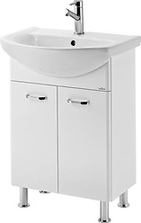 ALPINA cabinet for LIBRA 60 washbasin