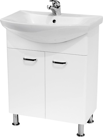 ALPINA cabinet for OMEGA 65 washbasin