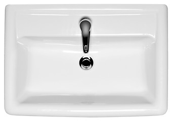 IRYDA 70 furniture washbasin
