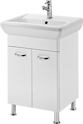 ALPINA cabinet for IRYDA 60 washbasin