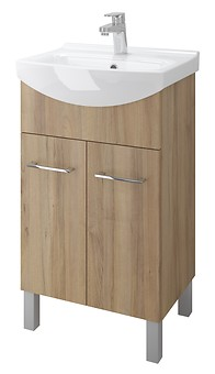 OLIVIA cabinet for CERSANIA NEW 50 washbasin nut