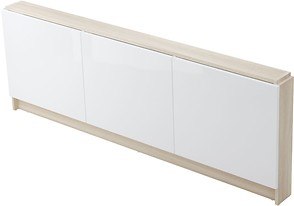 SMART 160 front casing for bathtub white front