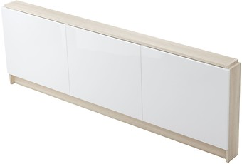 SMART 170 front casing for bathtub white front